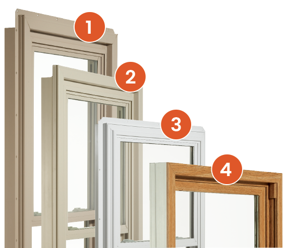 Architectural Shapes Thermo Tech Premium Windows Doors