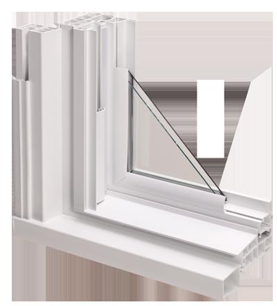 Trimline Brick Mould Thermo Tech Premium Windows Doors