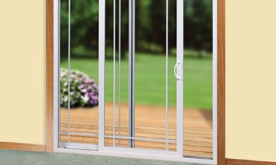 Slim Line Style Sliding Patio Doors